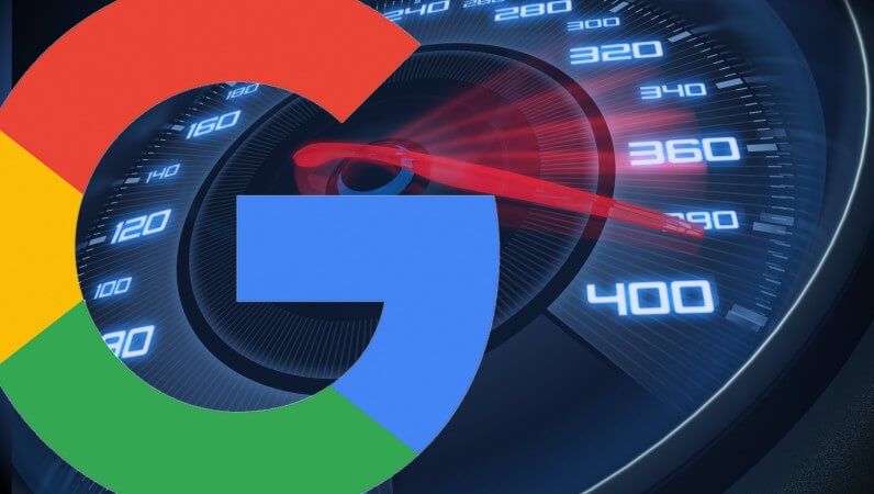 100 score bij Google PageSpeed Insight