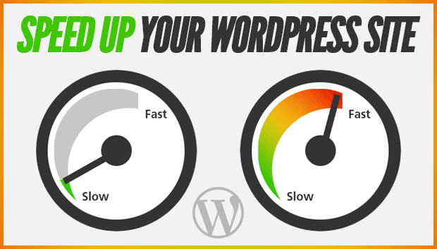 speed up wordpress onlinelive hosting
